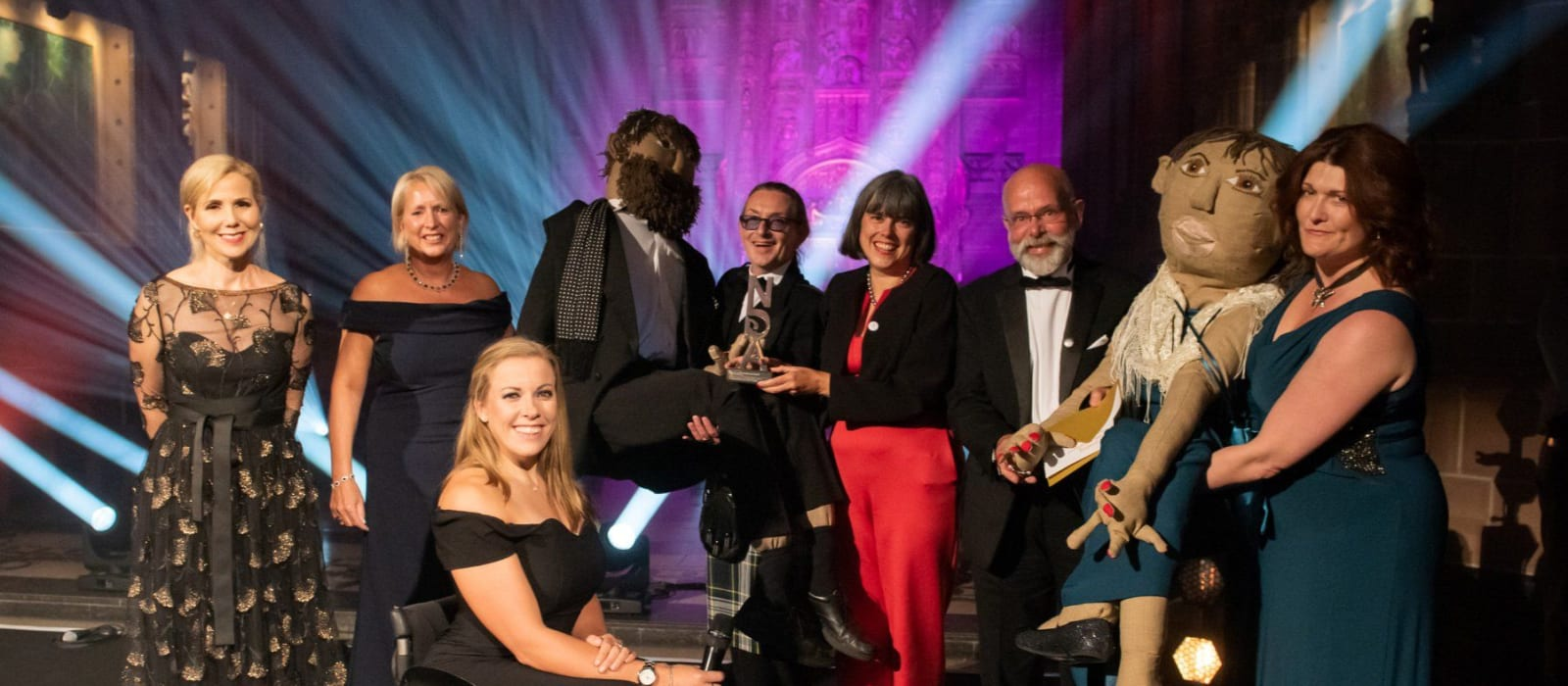 National Diversity Award Winners, 2019 - Community Organisation (Disability)