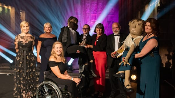 The Josephine and Jack Project win National Diversity Award