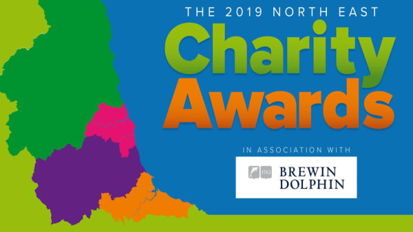 Josephine and Jack highly commended in North East Charity Awards